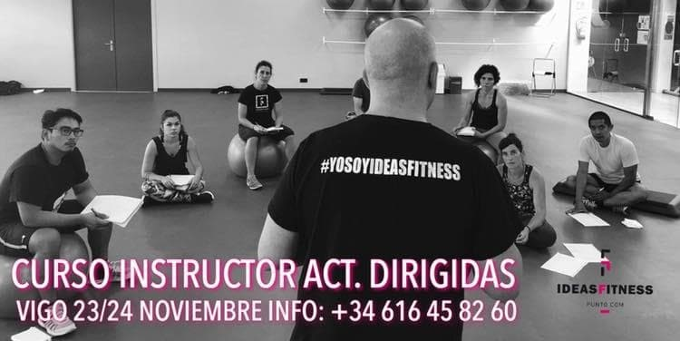 CURSO AERDANCE Y STEP POR IDEAS FITNESS SCHOOL